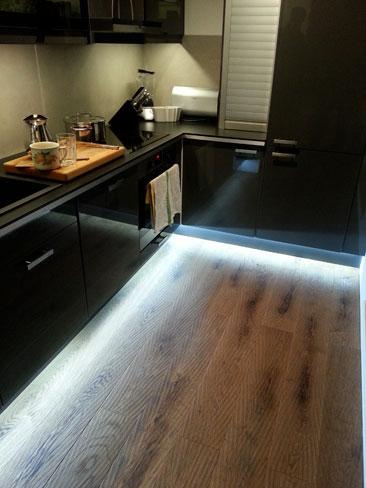 Zpevnění dřevěné podlahy